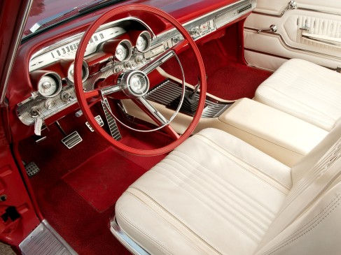 Interior do Marauder 63