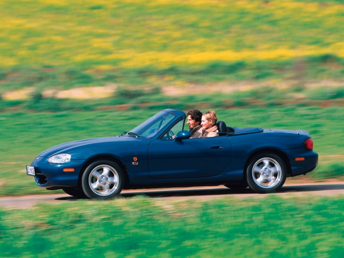 Mazda MX-5 10th Anniversary Model