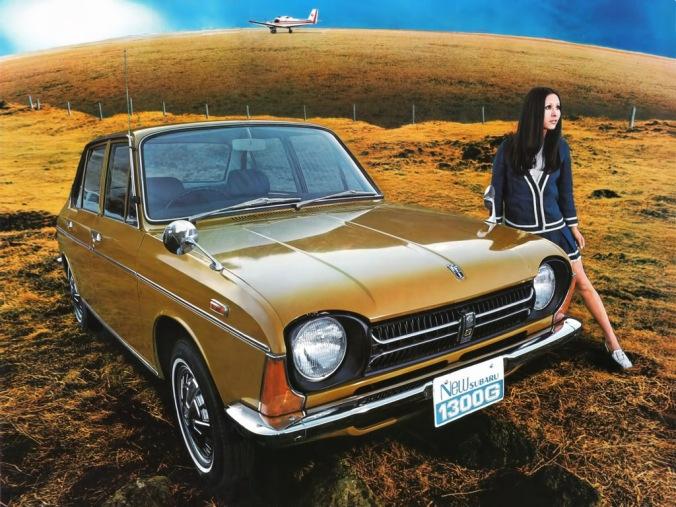 Subaru FF-1 Star 1300 G