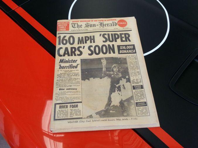 The Sun-Herald de 25 de Junho de 1972