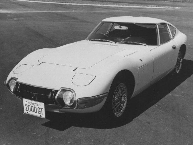 Protótipo do 2000GT de 1965