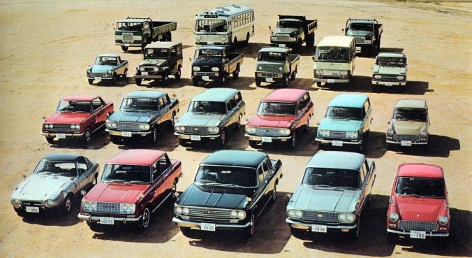 A Toyota fazia bons carros, mas nada que despertasse o interesse dos entusiastas